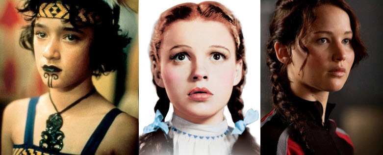 Paikea, Dorothy, and Katniss—Oh, My!
