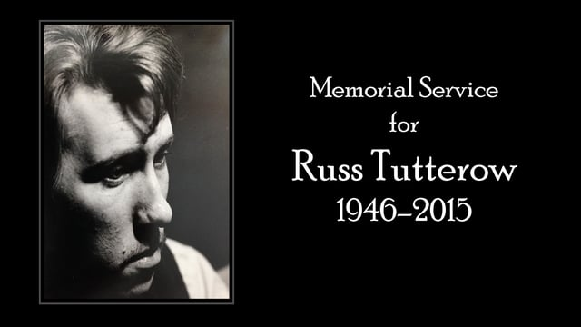 Russ Tutterow Memorial